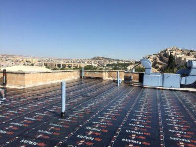 Hadımköy Fabrika Şantiyesi – Temel ve Perde Proof Uygulaması